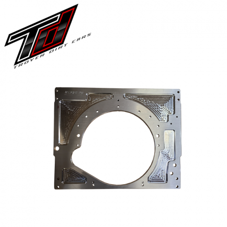 2020 Chevy Motor Plate